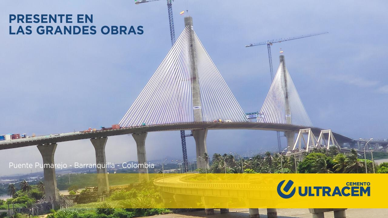 Concreto Ultracem Puente Pumarejo
